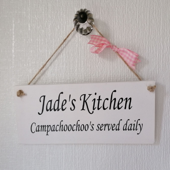 Design Your Own Personalised Plaque - 15